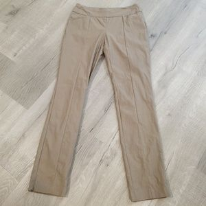 SO SLIMMING by Chico's pull on pants 00/0-2 XS